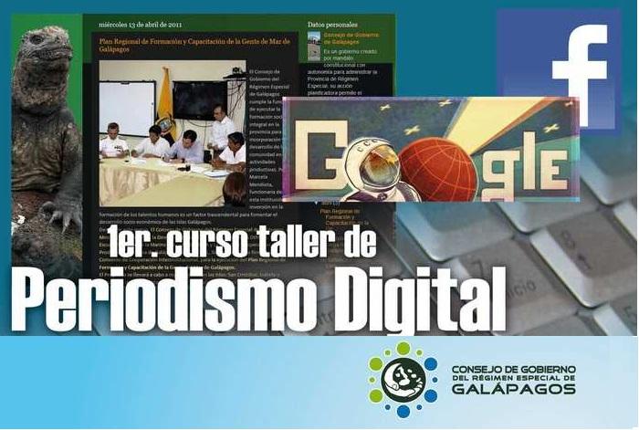galapagos periodismo digital redes sociales