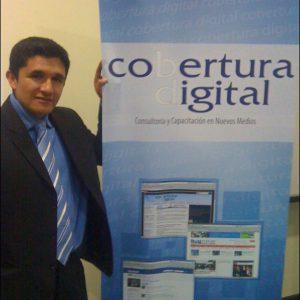 Cobertura Digital Christian Espinosa